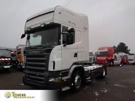 standaard trekker Scania R420 + Retarder 2008