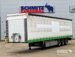 schuifzeil oplegger Schmitz Cargobull Semitrailer Curtainsider Standard 2016