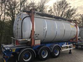 tankcontainer Van Hool 23foot 33000 liter 2008