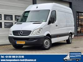 gesloten bestelwagen Mercedes-Benz Sprinter 209 CDI L2H2 Lang - Hoog Trekhk 2007