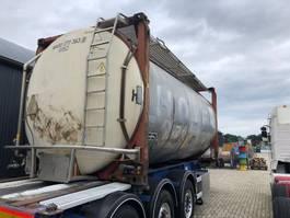 tankcontainer Van Hool 23 foot 31000 liter 2002