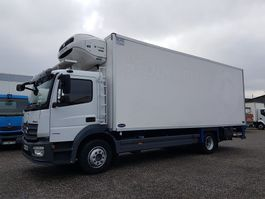 koelwagen vrachtwagen Mercedes-Benz ATEGO 1318 NL euro 6 - BI-TEMPERATURE 2014