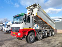 kipper vrachtwagen > 7.5 t Mercedes-Benz Actros 5044 AK 10x8/4 Euro5 - HYVA 25m3 Hardox Tipper - Full Steelsuspension - NL tr... 2008