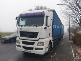 schuifzeil vrachtwagen MAN TGX 18.400 FG /   4x2   BL 2008