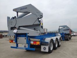 container chassis oplegger Steelbro SB450RSH2040 Rigid Sidelifter 2021