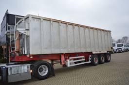 kipper oplegger Stas S3422B * 60M2 * Steel Body * Aluminium Chassis * Lift As * 2008