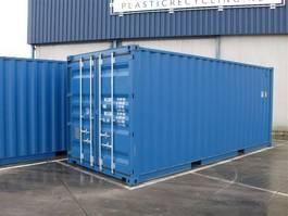 dry standaard zeecontainer 20 FT