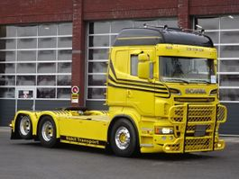 standaard trekker Scania R730 6x2 Highline - Custom interior - Retarder - Full air - Show truck - ADR 2013