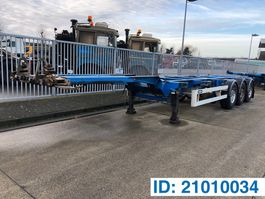 container chassis oplegger Van Hool Polyvalent skelet 20-30-40-45 ft 2006