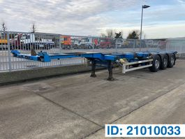 container chassis oplegger Renders Polyvalent skelet 20-30-40 ft 2004
