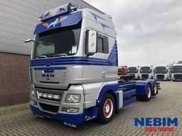 chassis cabine vrachtwagen MAN TGX 26.480 Euro 5 - INTARDER 2011