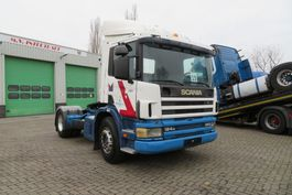 standaard trekker Scania 124 -  360  (Manual diesel imjection pomp) Euro 2, Retarder 1997