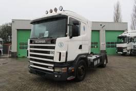 standaard trekker Scania 124- 400 Manual diesel pomp  (Euro 2) 1999