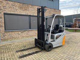 vorkheftruck Still RX20-16 1.6 ton Triplo Freelift Sideshift Elektra Heftruck 2015