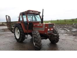 standaard tractor landbouw Fiat 90-90 1990