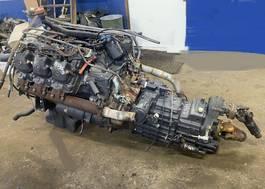 Motor vrachtwagen onderdeel Mercedes-Benz OM 401
