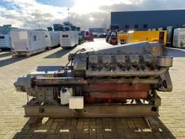 generator Deutz Alsthom Unelec 140 kVA generatorset