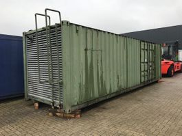 generator John Deere Broadcrown 275 kVA in supersilent container 2005