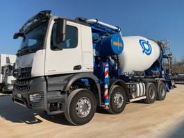 betonpomp vrachtwagen Mercedes-Benz Arocs 4145 CIFA 32m/9mc 2016