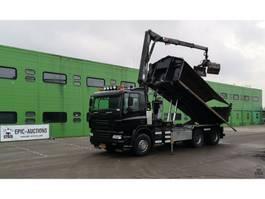 containersysteem vrachtwagen Ginaf X3232S 2009