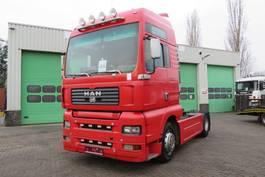 standaard trekker MAN TGA 18.413 (Manual diesel pomp Euro 2) / PTO / TIPPER HYDRAULIC 2001