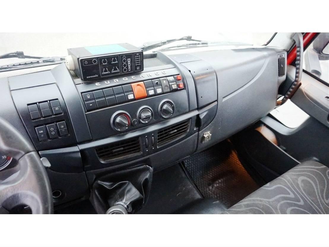 autohoogwerker vrachtwagen Iveco 100 4X4 PALFINGER BISON TKA 19 KS Arbeitsbühne 2005