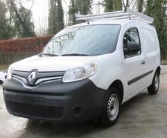 gesloten bestelwagen Renault kangoo 2014