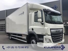 bakwagen vrachtwagen DAF CF 260 FA / Plywood Box / Laadklep 2000 KG / Apk Tüv 03-2021 2019