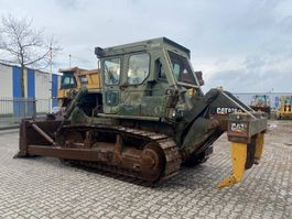 rupsdozer Caterpillar D7G ex army 2006!! 2006