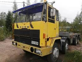 overige vrachtwagens Sisu M 168 BEV-8X2 1982