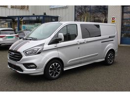 gesloten bestelwagen Ford Transit Custom Sport 310L 2.0 TDCI L2H1 Sport DC Xenon/Bi-Xenon, Navigatie met c... 2019
