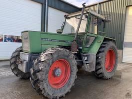 standaard tractor landbouw Fendt Favorit 610LS 1985