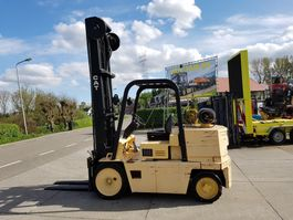vorkheftruck Caterpillar LP50 spacesaver