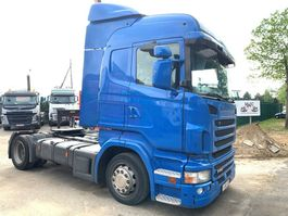 mega-volume trekker Scania R440 MEGA / LOWDECK - RETARDER - OPTI-CRUISE - FULL AIR SUSP. - 295/60R22.5 - *785.000KM* - EURO 5 -BE TRUCK 2010