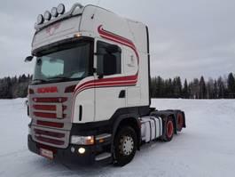 standaard trekker Scania R-420 2012