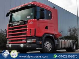 standaard trekker Scania R114-380 cr 19 manual 2005