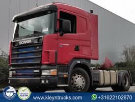 standaard trekker Scania R114-380 cr 19 manual 2003