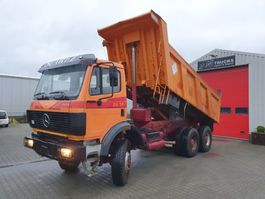 kipper vrachtwagen > 7.5 t Mercedes-Benz 2635AK 6x6 1992
