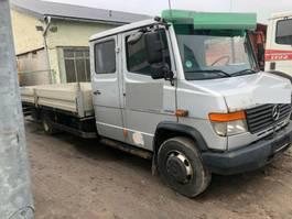 open laadbak bedrijfswagen Mercedes-Benz 818 /815/816  Doka