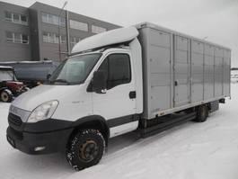 veewagen vrachtwagen Iveco Daily 70C21/P 2012
