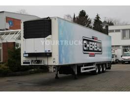 koel-vries oplegger Chereau Carrier Maxima 1300 / 2,60h / SAF Achsen 2008