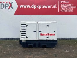 generator SDMO R110C3 - John Deere - Stage IIIA - DPX-12362 2012