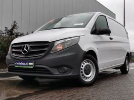 gesloten bestelwagen Mercedes-Benz VITO 111 cdi ac 2015