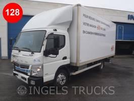 bakwagen vrachtwagen Mitsubishi FUSO CANTER HYBRID 7C15 2018