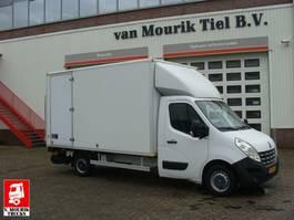 gesloten bestelwagen Renault 150.35 LAADBAK & KLEP  - EURO 5  -  VJD-98-D 2013