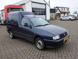 gesloten bestelwagen Volkswagen CADDY TDI 2003
