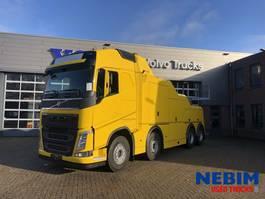 takelwagen-bergingswagen-vrachtwagen Volvo FH 500 E6 8x4R FALKOM WRECKER - FAW 25.000 / FEB.2021 IN STOCK