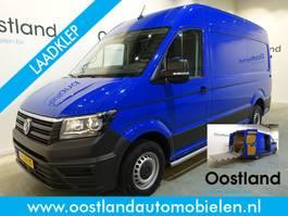 gesloten bestelwagen Volkswagen Crafter 35 2.0 TDI L3H3 / Easyloader Laadklep / Airco / Cruise Control / Navigat... 2019