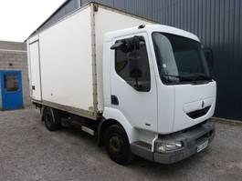 bakwagen vrachtwagen Renault MIDLUM 150 2001