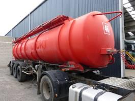 tankoplegger EKW 89/39 3  INOX / EDELSTAHL 1990